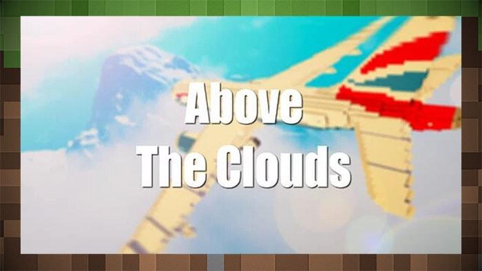 Сборка текстур Над облаками