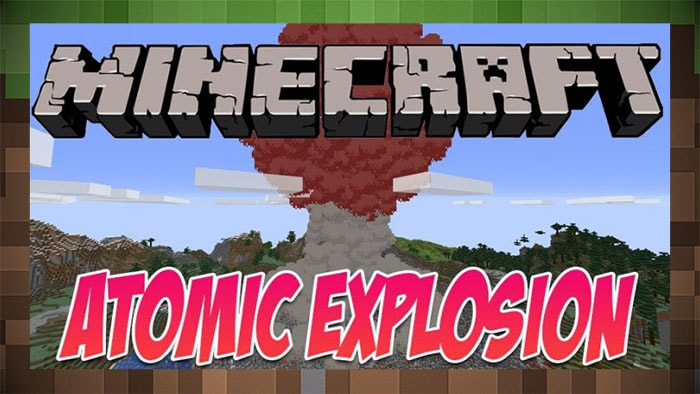 Мод Атомное оружие - Atomic Explosion