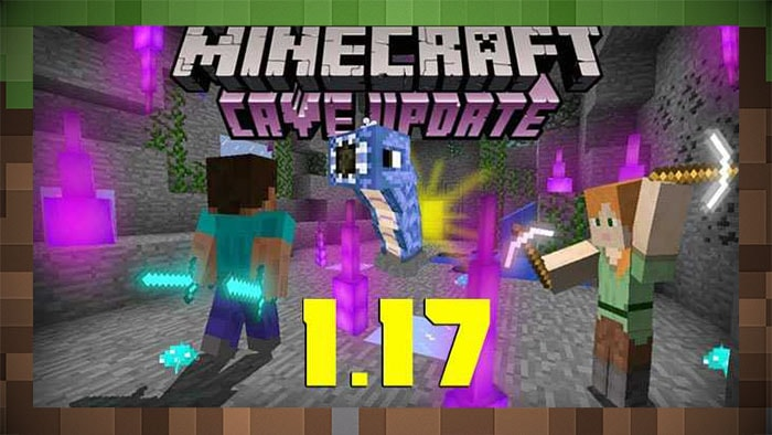 Скачать Minecraft 1.17 java edition