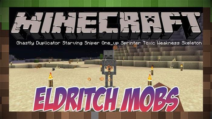 Мод Eldritch Mobs