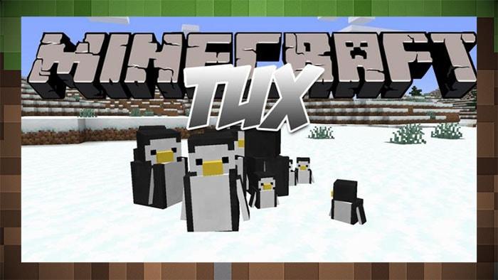 Мод Пингвины- TUX