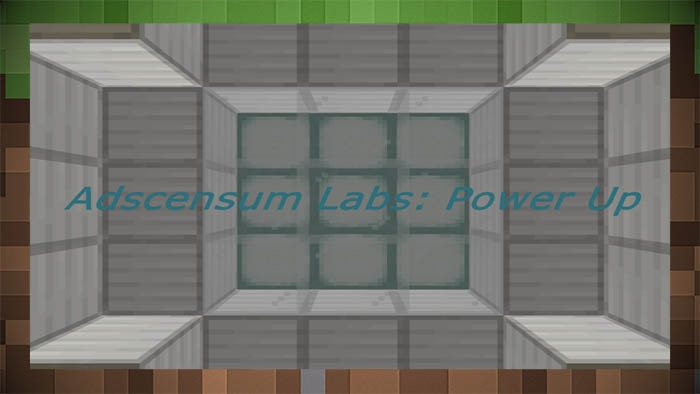 Карта приключений Adscensum Labs: Power Up