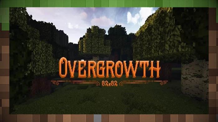 Текстуры х64 Overgrowth