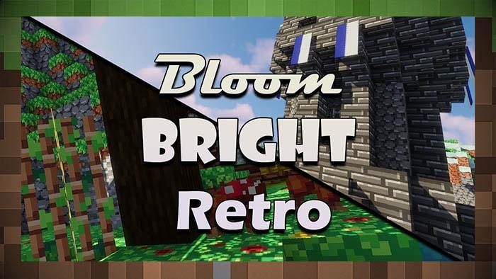Текстуры Bloom Bright
