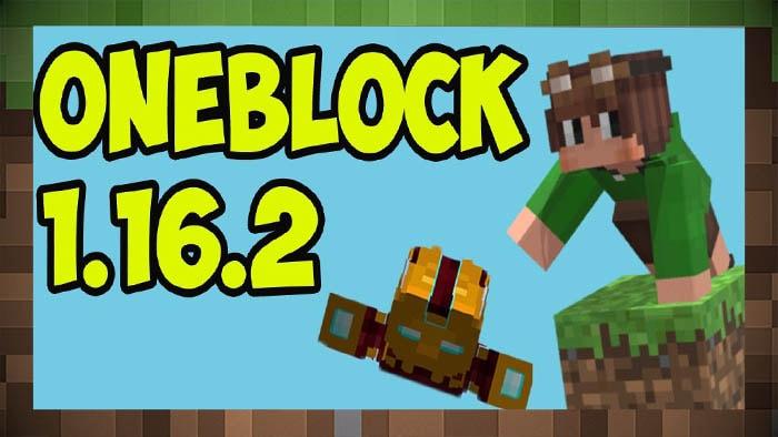 Карта выживания OneBlock Classic