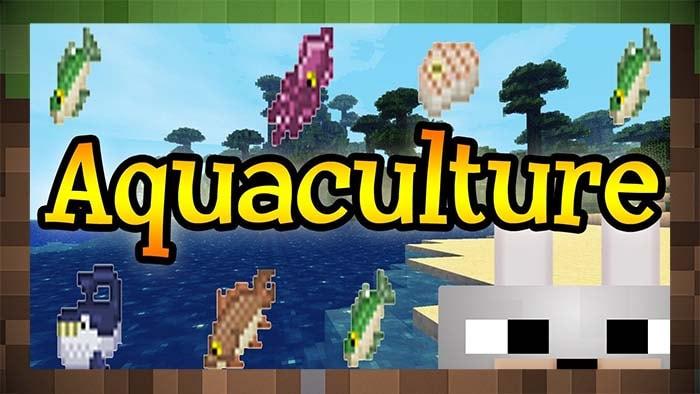 Мод Aquaculture 2