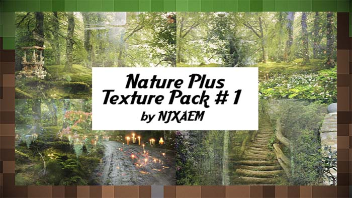 Текстуры Nature Plus V2