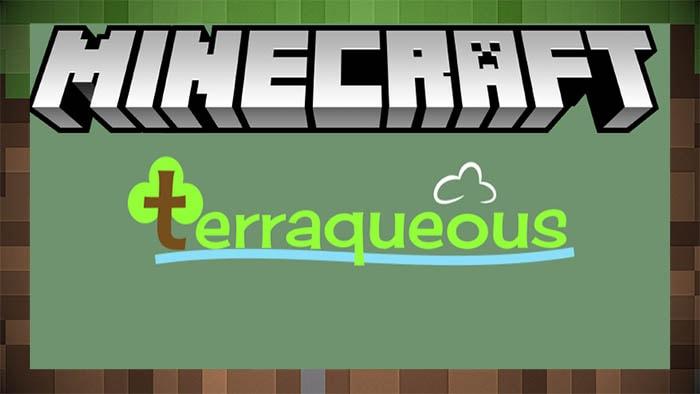 Мод TerraQueousПрирода, Еда, Инструменты