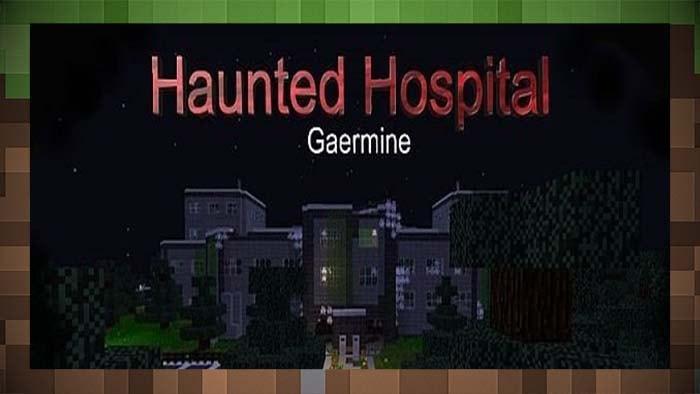 Карта Ужасов Заброшенная больница