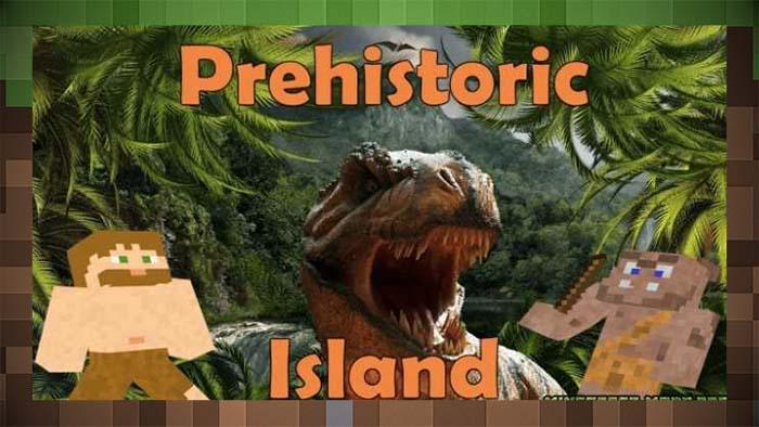 Выживание на Доисторическом Острове