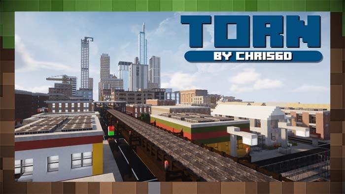 Карта Город Torn