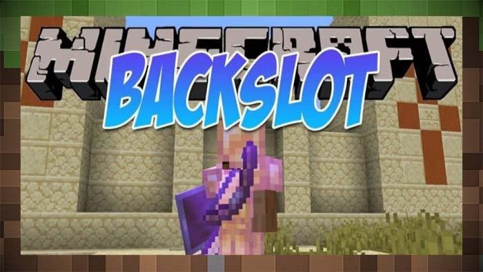 Мод Слоты для Оружия - BackSlot
