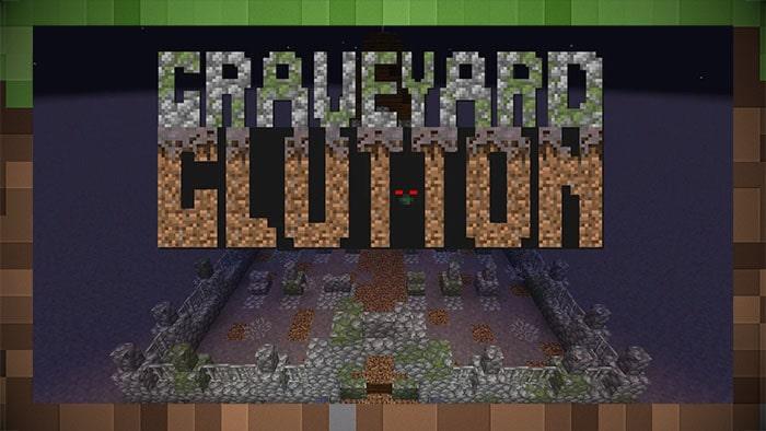 Карта Мини-Игра Graveyard Glutton