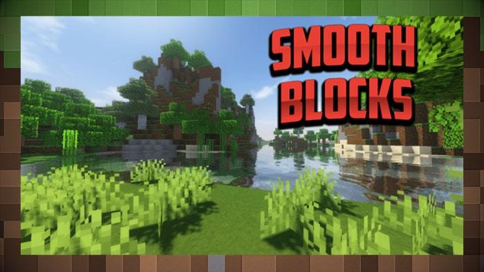 Текстуры Smooth Blocks and More 16×16