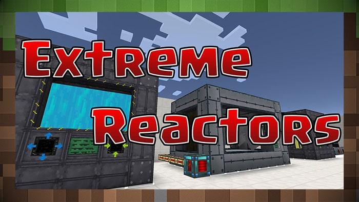 Мод Extreme Reactors 2