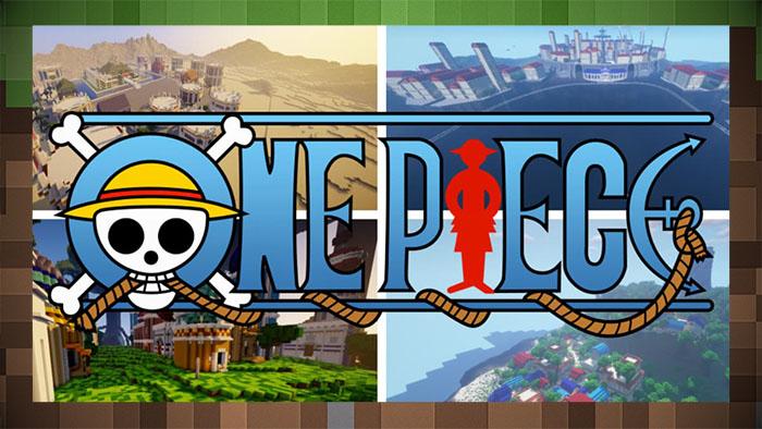 Карта Мир One Piece