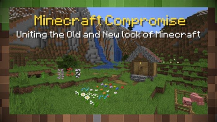 Текстуры Minecraft Compromise