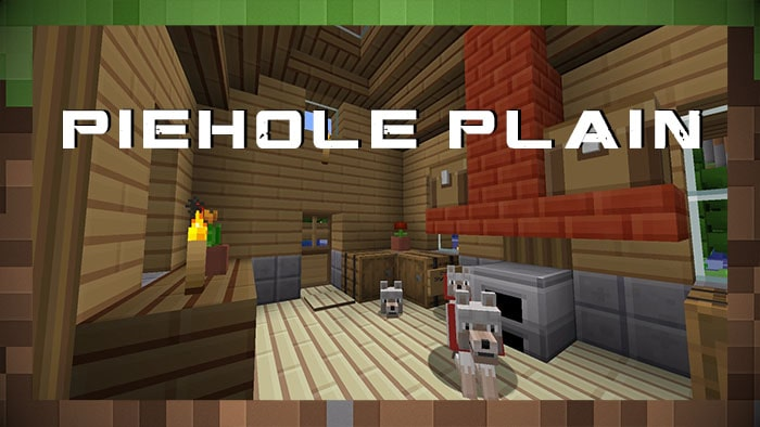 Сборка текстур PieHole Plain