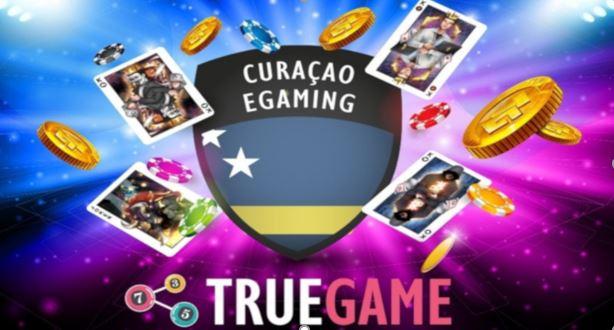 Curacao eGaming license for Truegame.io