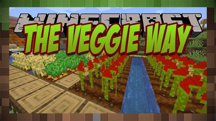 Мод Вегетарианский путь
