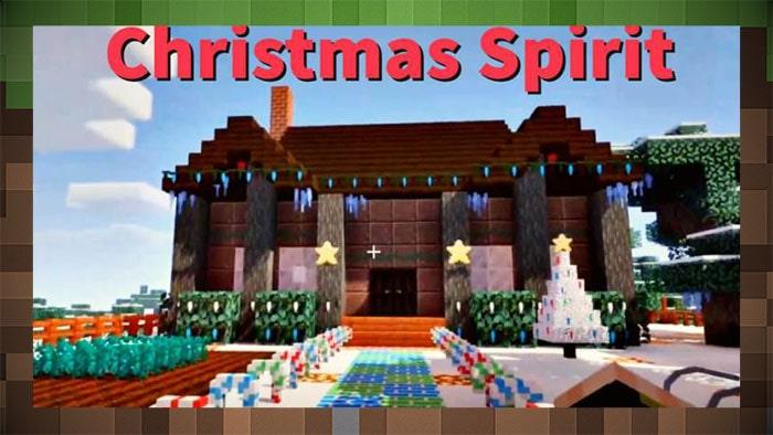 Мод Christmas Spirit - Рождественский Дух