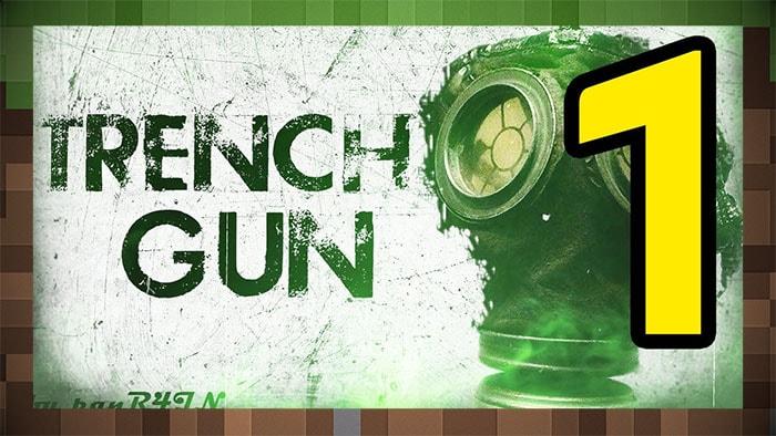Карта TRENCH GUN Хоррор