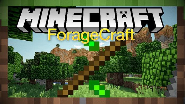 Мод ForageCraft