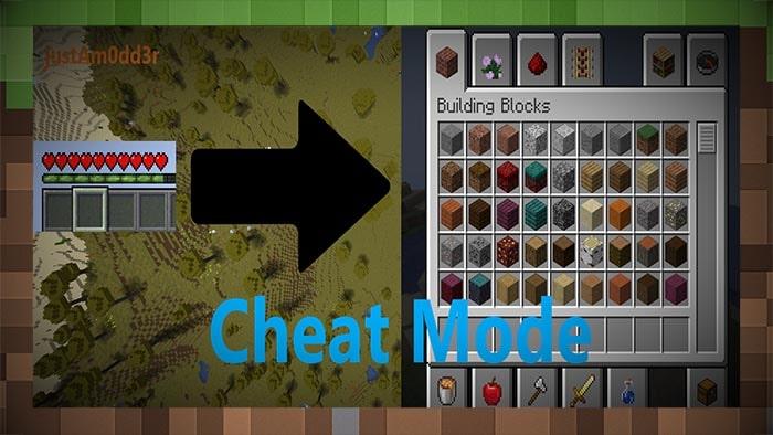 Cheat mode Чит Мод