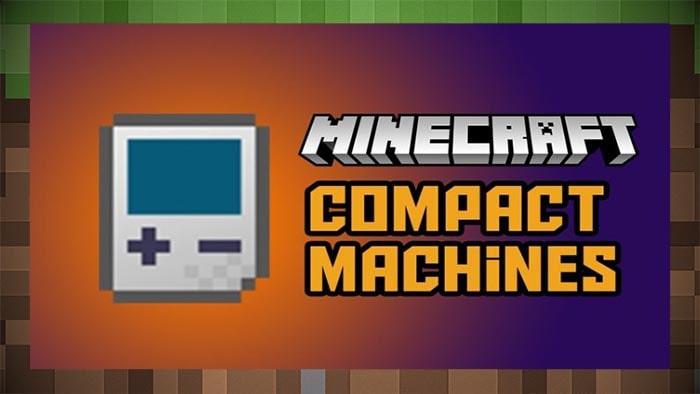 Мод Compact Machines