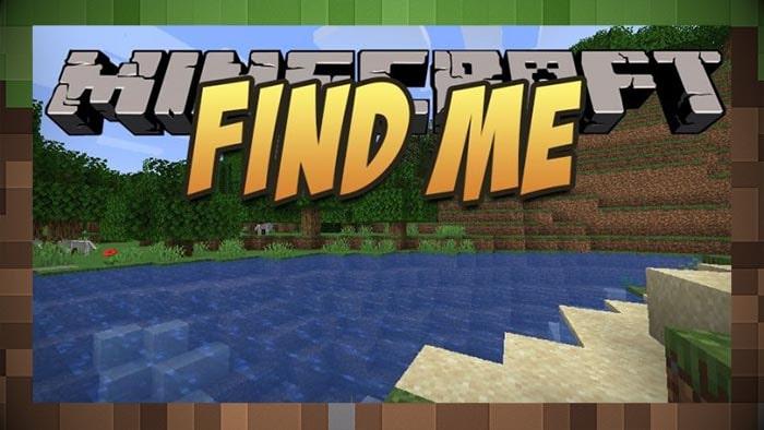 Мод FindMe Быстрый Поиск Предметов