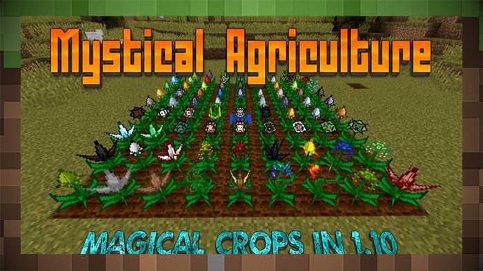 Мод Мистическое Сельское хозяйство