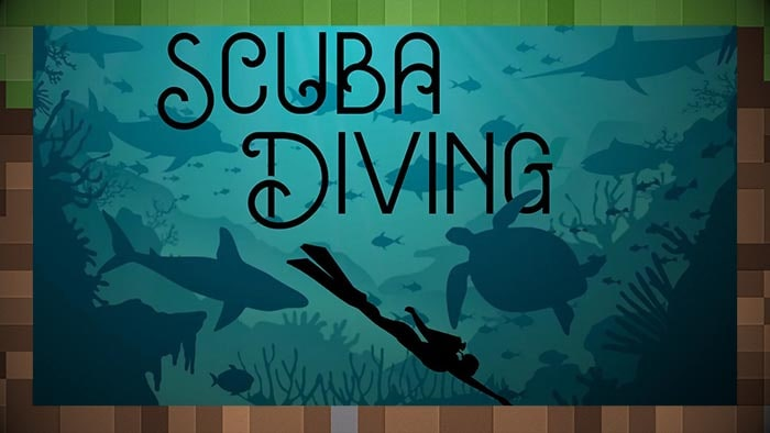 Карта Мини-Игра Scuba Diving
